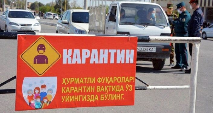 Shodmonov 1 chi noyabrdan qat'iy karantin boshlanishini e'lon qildi(mi?), izoh...