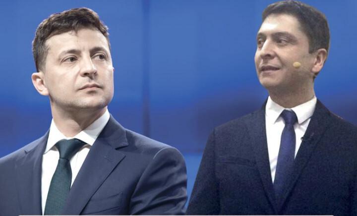 Ukraina Prezidentining o`zbekistonlik qiyofadoshi serialda suratga tushmoqda